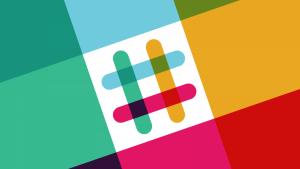 Logo do aplicativo Slack