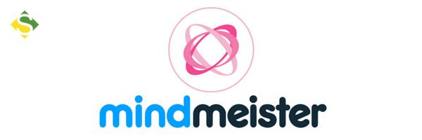 Logo de uma das ferramentas de marketing, o MindMeister