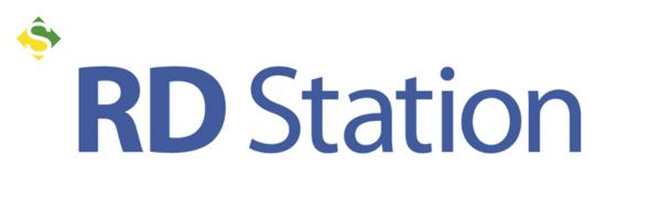 Logo de uma das ferramentas de marketing, o RD Station