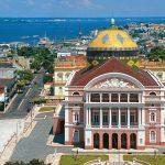 foto do teatro da cidade, representando como abrir empresa em Manaus
