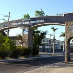 Foto do portal da cidade, representando abrir empresa em Belford Roxo