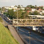 Foto da rodovia Raposo Tavares, representando abrir empresa em Cotia