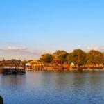 Foto do parque da cidade, representando abrir empresa em Ibirá