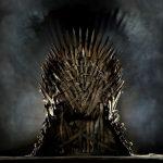 Foto do Trono de Ferro, representando as lições de empreendedorismo de Game of Thrones