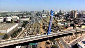 Foto aérea da cidade de Guarulhos, representando escritório de contabilidade em Guarulhos - Abertura Simples