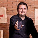Foto do dono do iFood, representando os cases de sucesso em startups