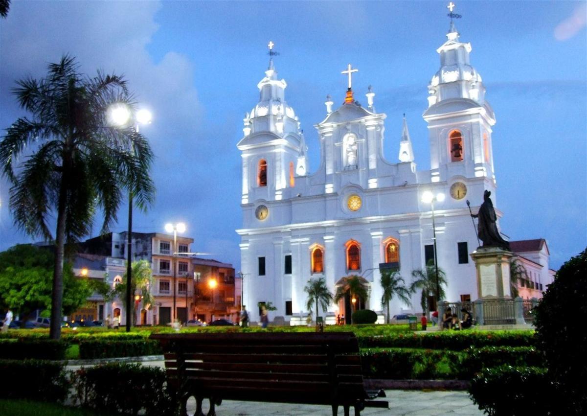 Foto de uma igreja em Belém, representando escritório de contabilidade em Belém - Abertura Simples