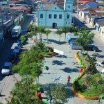 Foto aérea da cidade de Biritiba Mirim, representando abrir empresa em Biritiba Mirim - Abertura Simples