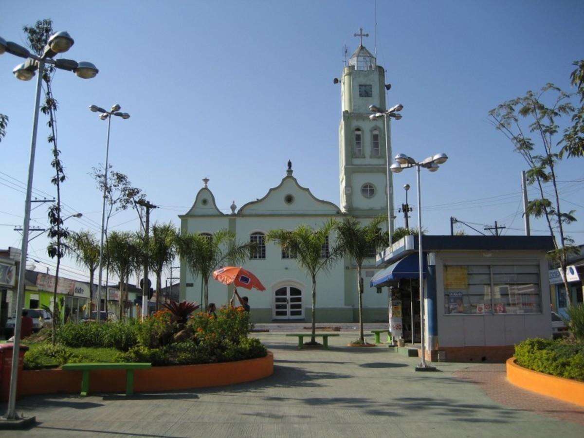 Igreja em Biritiba Mirim, representando escritório de contabilidade em Biritiba Mirim - Abertura Simples