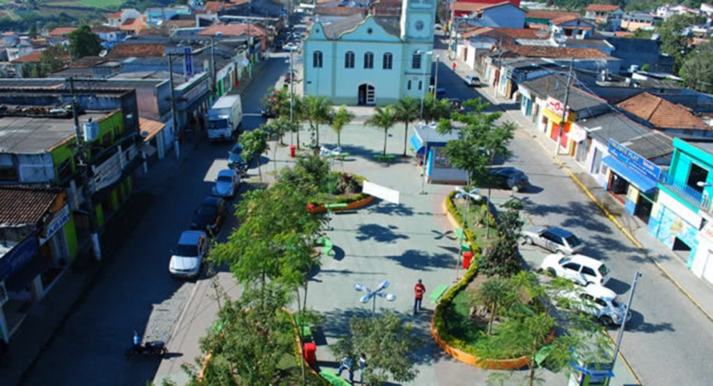 Foto aérea de Biritiba Mirim, representando escritório de contabilidade em Biritiba Mirim - Abertura Simples