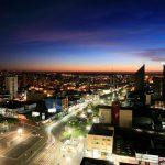 Foto aérea de Cascavel, representando abrir empresa em Cascavel - Abertura Simples