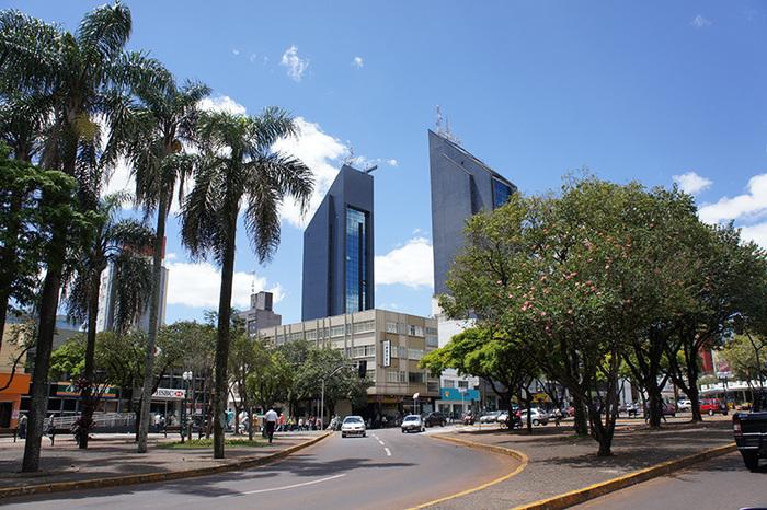 Foto da cidade de Cascavel, representando escritório de contabilidade em Cascavel - Abertura Simples