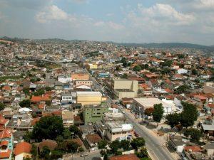 Foto aérea de Cotia, representando escritório de contabilidade em Cotia - Abertura Simples