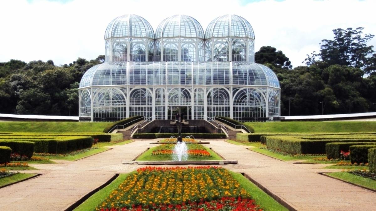 Jardim Botânico na cidade de Curitiba, representando escritório de contabilidade em Curitiba - Abertura Simples