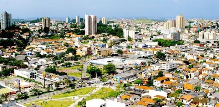 Foto aérea de Diadema, representando escritório de contabilidade me Diadema - Abertura Simples