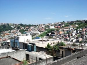 Foto aérea de Ferraz de Vasconcelos, representando escritório de contabilidade em Ferraz de Vasconcelos - Abertura Simples