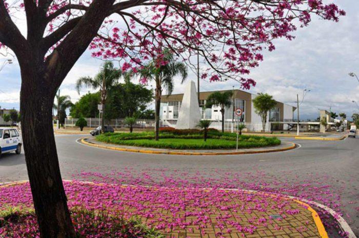 Foto da cidade de Poá, representando abrir empresa em Poá - Abertura Simples