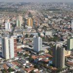 Foto aérea de Suzano, representando escritório de contabilidade em Suzano - Abertura Simples