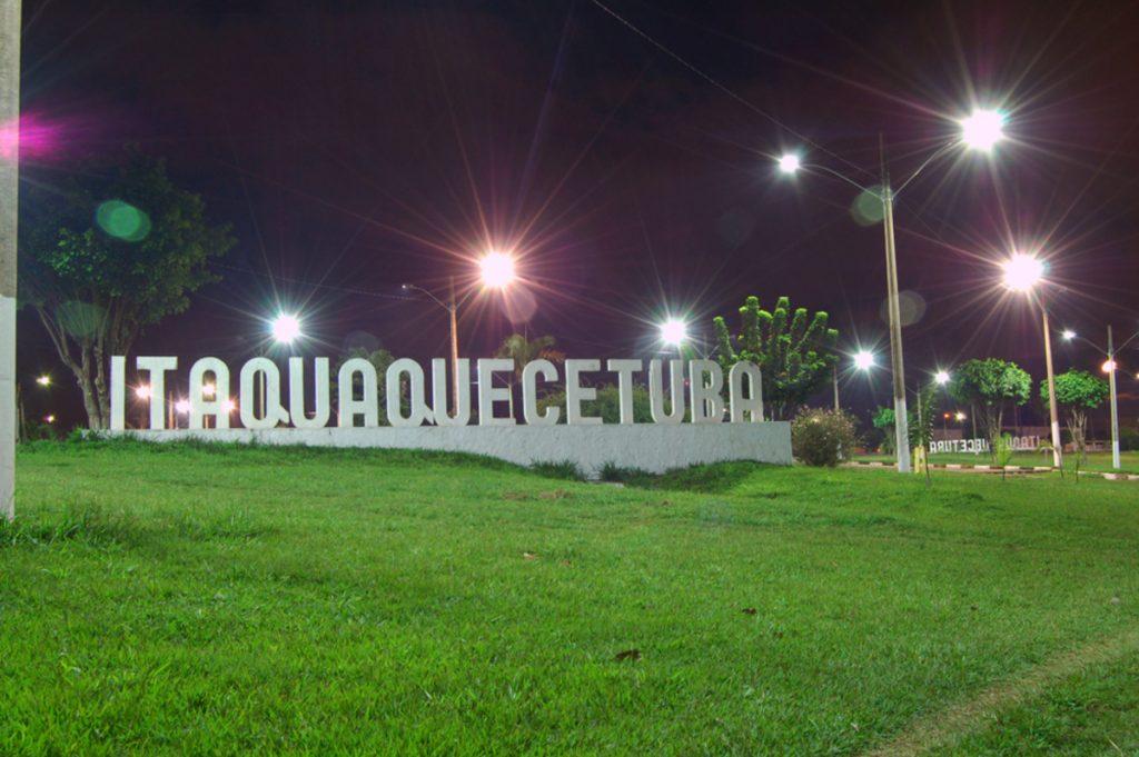 Letreiro da cidade de Itaquaquecetuba, representando abrir empresa em Itaquaquecetuba - Abertura Simples