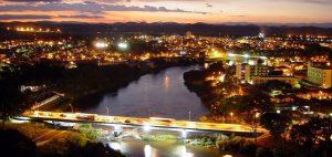 Foto aérea de Jacareí, representando escritório de contabilidade em Jacareí - Abertura Simples