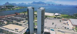 Torres Oscar Niemeyer em Niterói, representando abrir empresa em Niterói - Abertura Simples