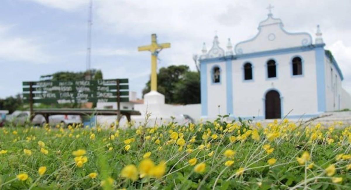 Igreja em Paço do Lumiar, representando escritório de contabilidade em Paço do Lumiar - Abertura Simples