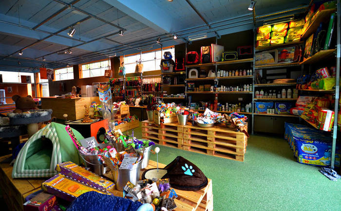 Foto de um pet shop, representando como abrir um pet shop - Abertura Simples