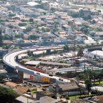 Foto aérea de Poá, representando abrir empresa em Poá - Abertura Simples