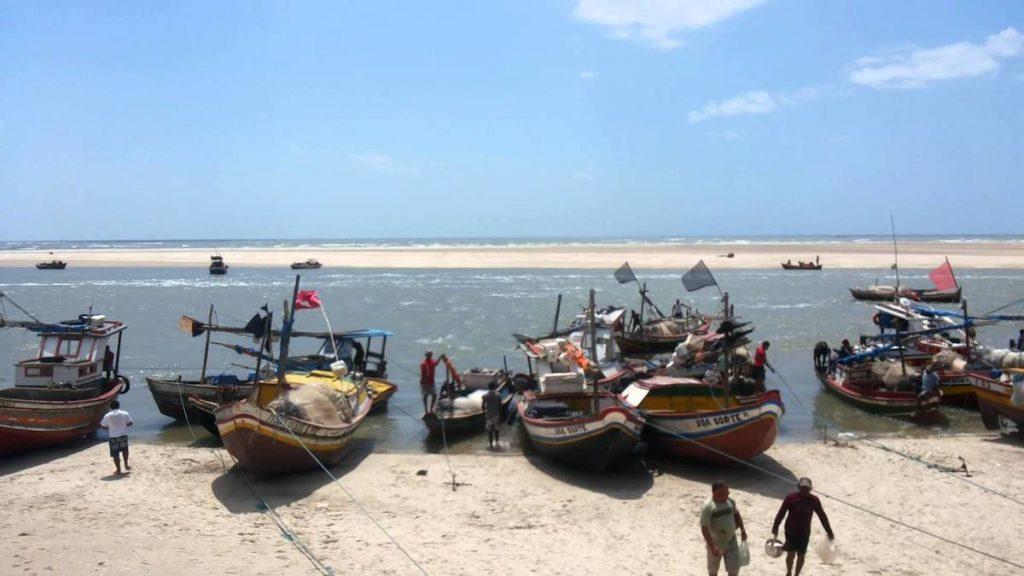 Foto da praia na cidade de Raposa, representando escritório de contabilidade em Raposa - Abertura Simples