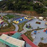 Foto aérea de um parque em Santana de Parnaíba, representando escritório de contabilidade em Santana de Parnaíba - Abertura Simples