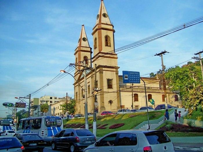 Igreja em São Gonçalo, representando escritório de contabilidade em São Gonçalo - Abertura Simples