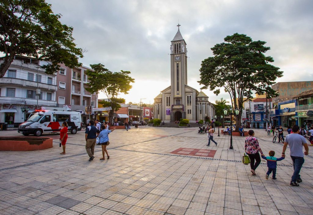 Foto da cidade de São Roque, representando abrir empresa em São Roque - Abertura Simples