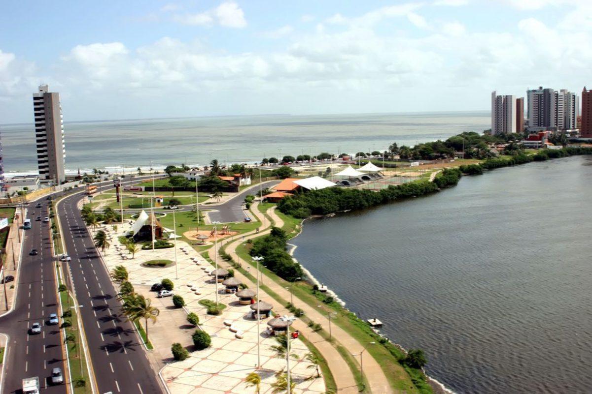 Foto aérea de São Luís, representando escritório de contabilidade em São Luís - Abertura Simples
