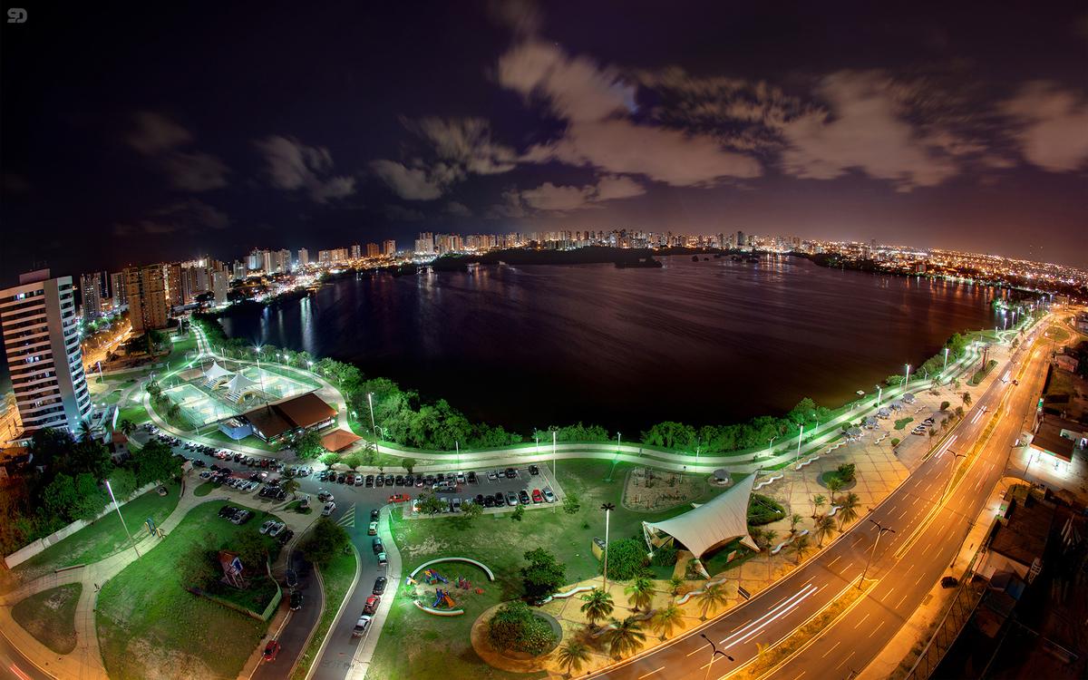 Foto aérea, representando abrir empresa em São Luís - Abertura Simples