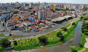 Foto aérea de Sorocaba, representando escritório de contabilidade em Sorocaba - Abertura Simples