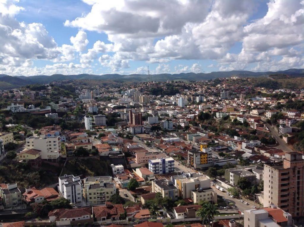 Foto aérea de Teófilo Otoni, representando escritório de contabilidade em Teófilo Otoni - Abertura Simples