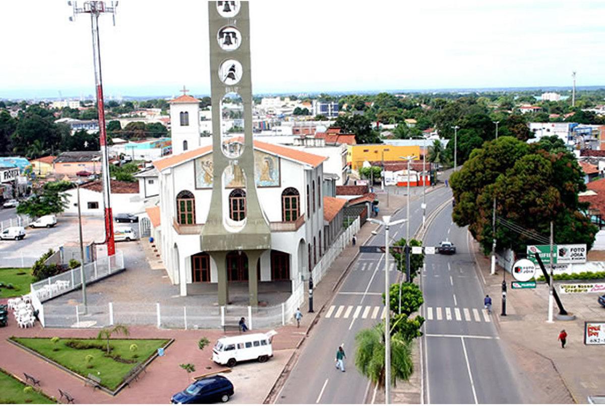 Foto aérea da cidade de Várzea Grande, representando escritório de contabilidade em Várzea Grande- Abertura Simples