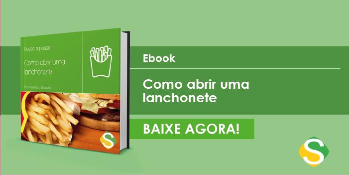 Banner do ebook como abrir uma lanchonete