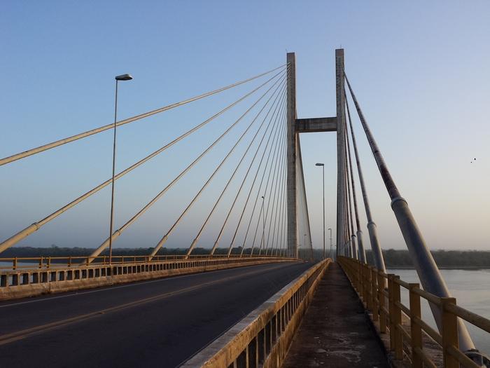 Ponte do Rio Guamá em Ananindeua, representando escritório de contabilidade em Ananindeua - Abertura Simples