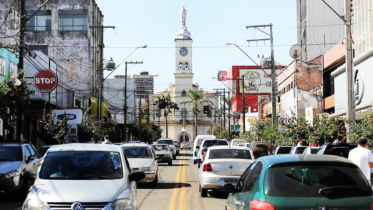 Rua em Apucarana, representando escritório de contabilidade em Apucarana - Abertura Simples