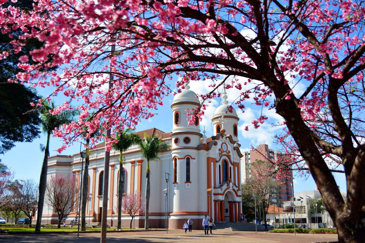 Igreja da cidade de Arapongas, representando abrir empresa em Arapongas - Abertura Simples