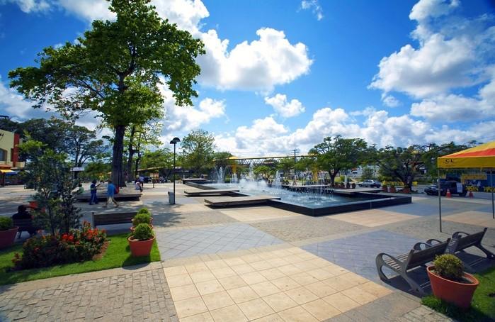 Praça em Camaçari, representando abrir empresa em Camaçari - Abertura Simples