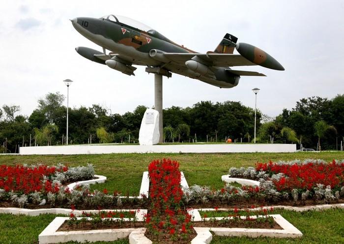Praça Força Aérea Brasileira em Canoas, representando escritório de contabilidade em Canoas - Abertura Simples