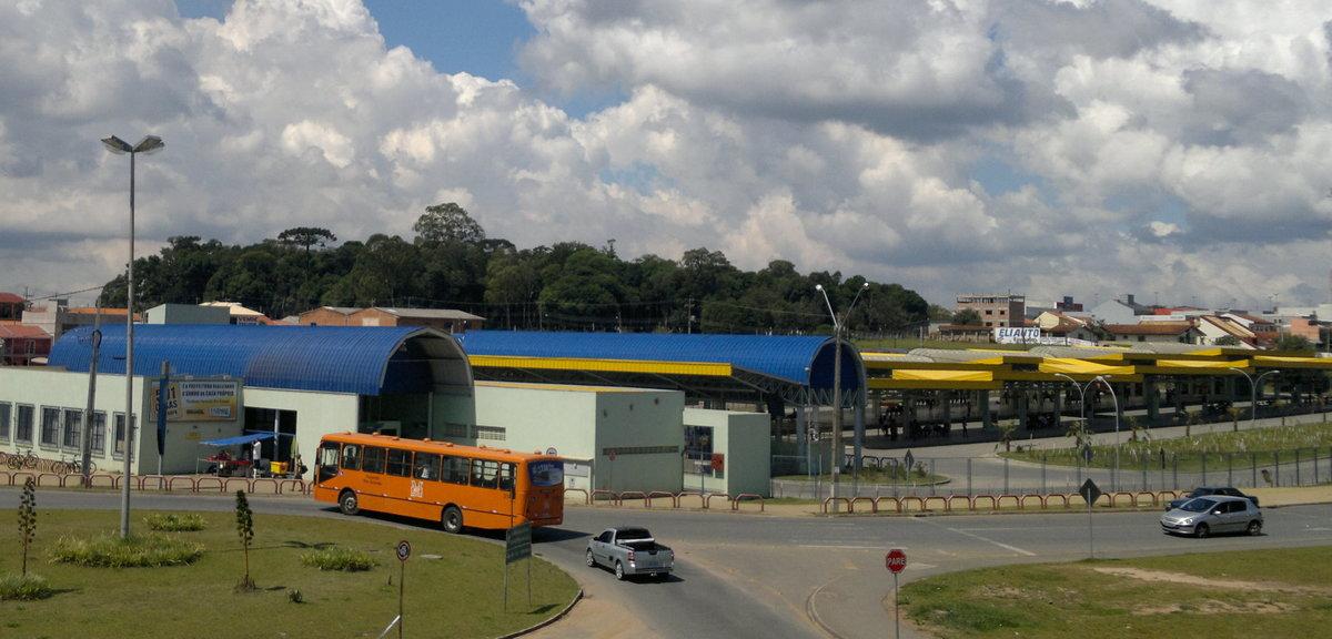 Terminal rodoviário de Fazenda Rio Grande, representando escritório de contabilidade em Fazenda Rio Grande - Abertura Simples