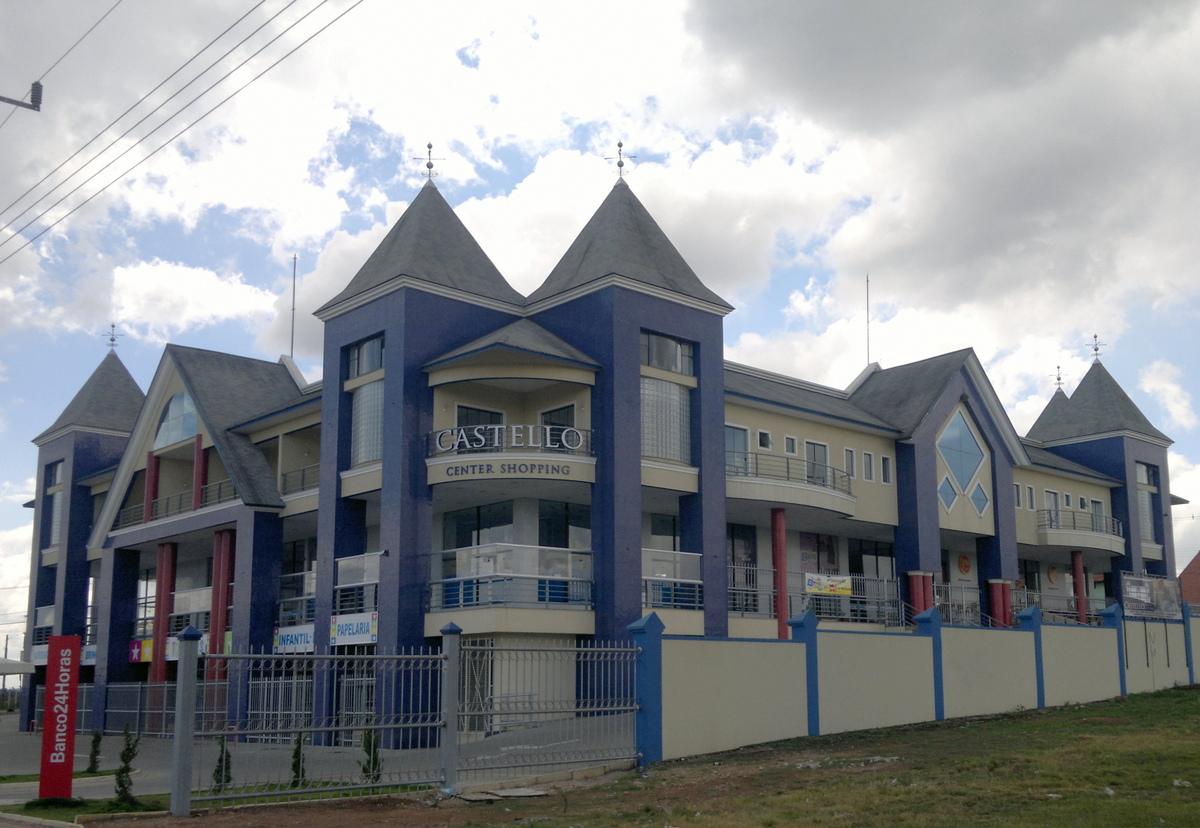 Shopping Castello na cidade de Fazenda Rio Grande, representando abrir empresa em Fazenda Rio Grande - Abertura Simples