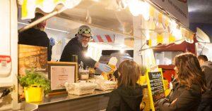 Foto de um Food Truck, representando como abrir um food truck - Abertura Simples