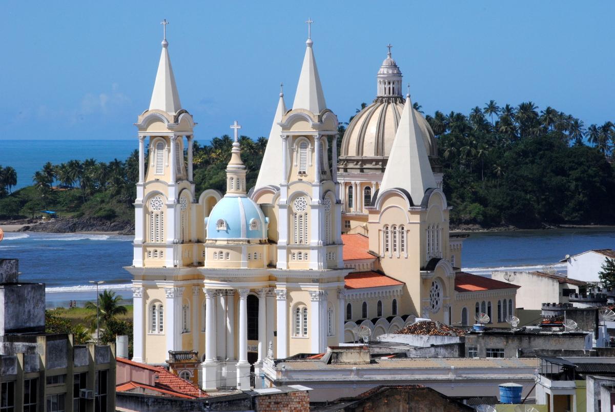 Catedral de Ilhéus, representando abrir empresa em Ilhéus - Abertura Simples