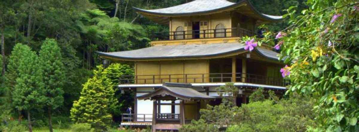 Templo Kinkaku-ji em Itapecerica da Serra, representando abrir empresa em Itapecerica da Serra - Abertura Simples