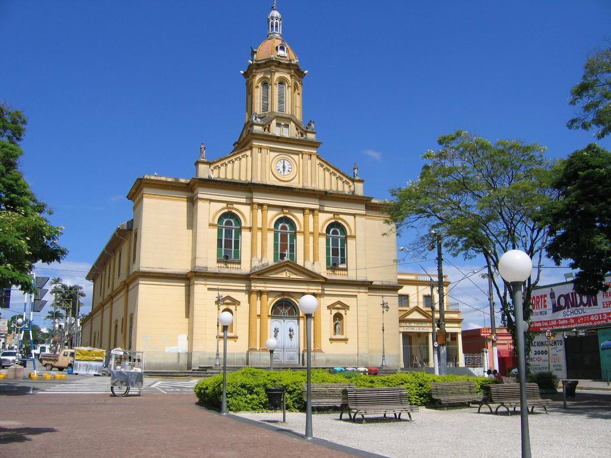 Igreja Matriz de Itu, representando escritório de contabilidade em Itu - Abertura Simples