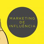 Ilustração de uma pessoa contando segredo com a mão na boca, representando o marketing de influência